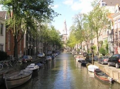 8  Ik hou van Amsterdam